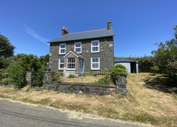 Thumbnail 4 bed detached house for sale in The Manse, Pencaer, Goodwick