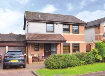 Thumbnail 4 bed detached house for sale in Park Road, New Carron Village, Falkirk