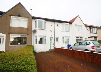 Thumbnail 2 bed terraced house for sale in Percy Road, Renfrew