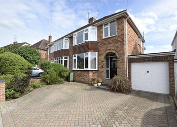 Thumbnail 3 bed semi-detached house for sale in Highwood Avenue, Cheltenham, Gloucestershire