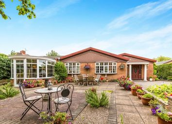 Thumbnail 4 bedroom bungalow for sale in Spa Lane, Hinckley, Leicestershire