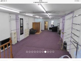 Thumbnail Commercial property for sale in High Street, Bargoed