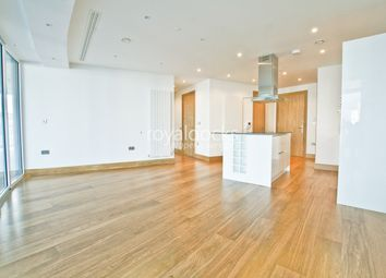 Thumbnail 2 bedroom flat to rent in Arena Tower, Oakland Quay, London