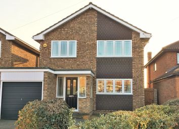 Thumbnail 4 bed detached house for sale in Ruskoi Road, Canvey Island