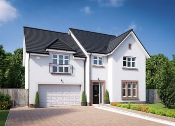 "Thumbnail 5 bed detached house for sale in ""The Garvie"" at Edinburgh Road, Belhaven, Dunbar"