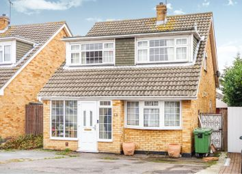 Thumbnail 4 bed detached house for sale in Friern Gardens, Wickford