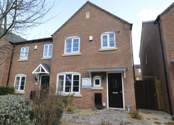 Thumbnail 3 bedroom terraced house for sale in The Stafford Park Lane, Woodside, Telford