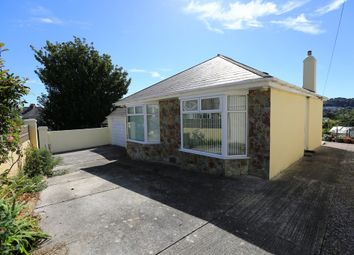 Thumbnail 3 bedroom detached bungalow for sale in Birch Pond Road, Plymstock, Plymouth