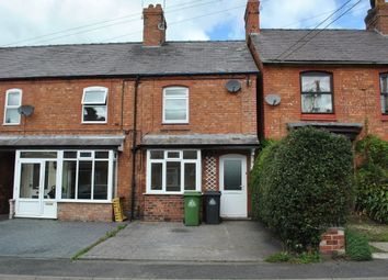 Thumbnail 2 bed end terrace house to rent in Belton Road, Whitchurch, Shropshire