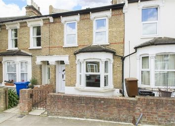 Thumbnail 3 bed terraced house for sale in Thompson Road, London