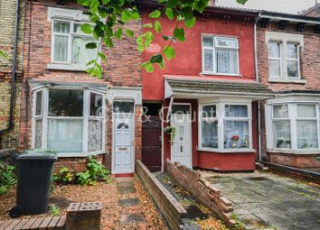 Thumbnail 2 bed terraced house for sale in Dogsthorpe Road, Peterborough
