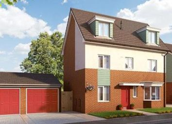 Thumbnail 4 bedroom detached house for sale in Bardon View, Bardon Road, Coalville, Leicestershire