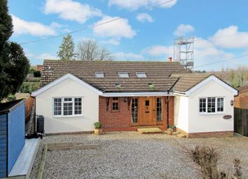 Thumbnail 3 bed detached bungalow for sale in The Dell, Kingsclere, Newbury