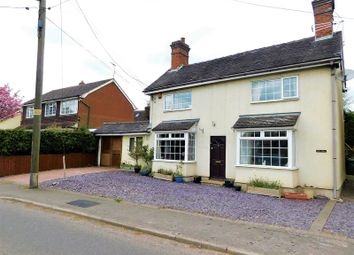 Thumbnail 3 bed detached house for sale in Newport Road, Woodseaves, Stafford.