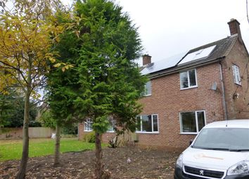 Thumbnail 3 bed semi-detached house to rent in Belvoir Road, Bottesford, Nottingham
