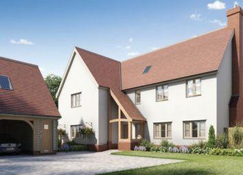 Thumbnail 6 bed detached house for sale in Whiteditch Lane, Newport, Saffron Walden