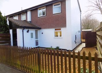 Thumbnail 2 bed end terrace house for sale in Strawberry Terrace, Longford Lane, Kingsteignton, Newton Abbot
