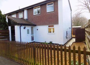 Thumbnail 2 bedroom end terrace house for sale in Strawberry Terrace, Longford Lane, Kingsteignton, Newton Abbot