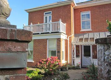 Thumbnail 2 bed flat for sale in Convent Road, Sidmouth