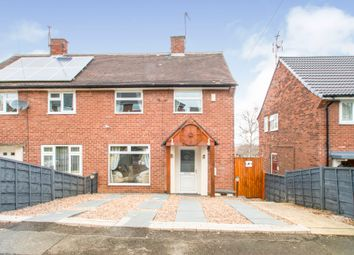 Thumbnail 2 bed semi-detached house for sale in Newhall Crescent, Middleton, Leeds