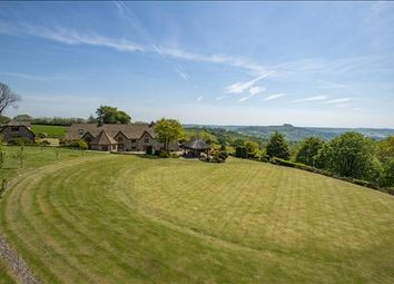 Thumbnail 8 bed detached house for sale in Luppitt, Honiton, Devon