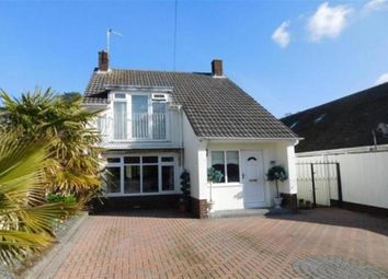 Thumbnail 3 bed detached house for sale in Napier Road, Hamworthy, Poole