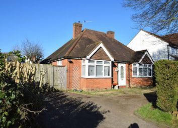 Thumbnail 2 bedroom detached bungalow for sale in Layters Avenue, Chalfont St. Peter, Gerrards Cross