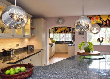 Thumbnail 4 bed detached house for sale in Chapel Road, Sutton Valence, Maidstone, Kent