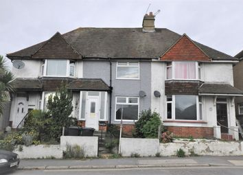 Thumbnail 2 bed terraced house for sale in Little Common Road, Bexhill On Sea