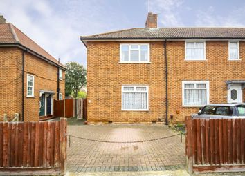 Thumbnail 2 bed end terrace house for sale in Greatdown Road, London