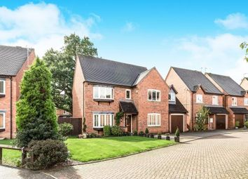 Thumbnail 5 bedroom detached house for sale in Highfield, Hatton Park, Warwick, Warwickshire