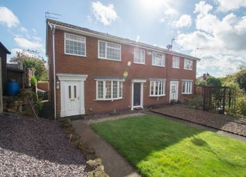 Thumbnail 3 bed town house to rent in Litchfield Rise, Arnold, Nottingham