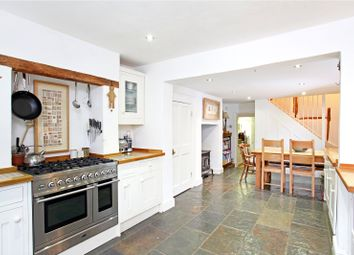 Thumbnail 4 bed property for sale in Vicarage Lane, Laleham, Surrey
