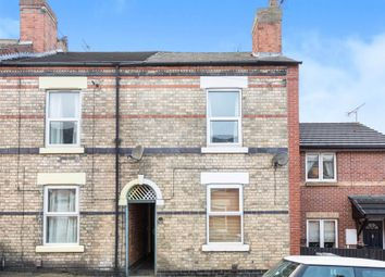 Thumbnail 3 bed terraced house for sale in Cecil Street, Derby