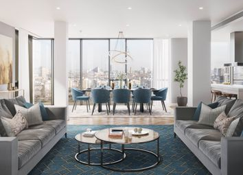 3 bed flat for sale in Battersea Power Station, Nine Elms, London SW8