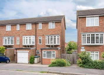 Thumbnail 3 bed end terrace house for sale in Croft Court, Croft Road, Aylesbury