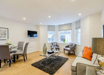 Thumbnail 2 bed flat to rent in Ashburn Gardens, South Kensington, London