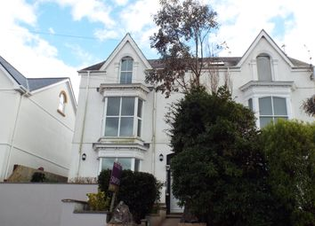 Thumbnail 3 bedroom maisonette for sale in Flat 2, 8 Overland Road, Mumbles, Swansea
