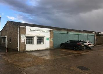 Thumbnail Light industrial for sale in Fenland District Industrial Estate, Station Road, Whittlesey, Peterborough