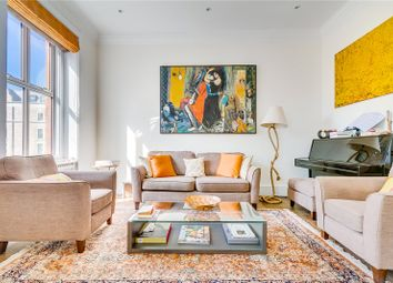 Thumbnail 2 bed flat to rent in Langham Mansions, Earl's Court Square, London