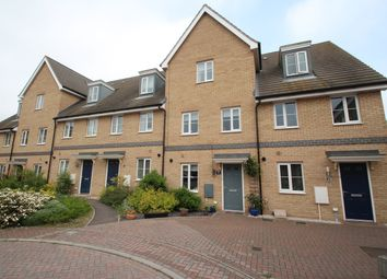 Thumbnail 4 bed town house for sale in Hares Close, Kesgrave, Ipswich