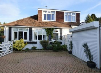 Thumbnail 3 bed semi-detached house for sale in Downs Way, Bookham, Leatherhead