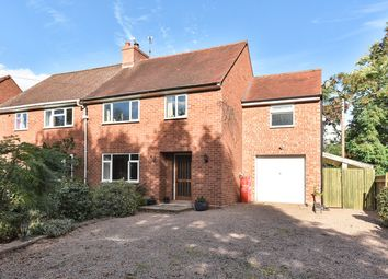 Thumbnail 4 bed semi-detached house for sale in Woodgate Green, Knighton On Teme, Tenbury Wells