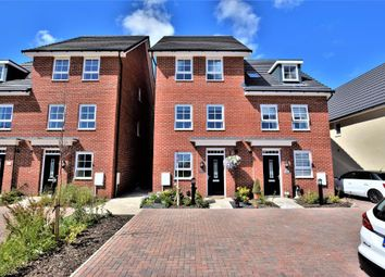 Thumbnail 4 bed town house for sale in Sentinel Mews, Warton, Preston