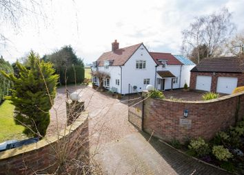 Thumbnail 4 bed detached house for sale in Whyte Lodge, Ashby-By-Partney, Spilsby