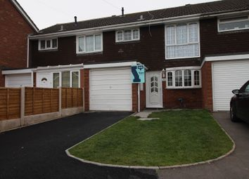 Thumbnail 3 bed terraced house for sale in Ingleby Gardens, Wolverhampton