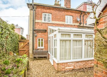 Thumbnail 2 bedroom cottage for sale in High Street, Wickham Market, Woodbridge