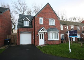 Thumbnail 4 bedroom detached house to rent in Scholars Rise, Middlesbrough
