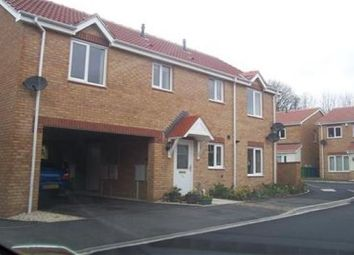 Thumbnail 1 bed flat to rent in Millrise Road, Mansfield