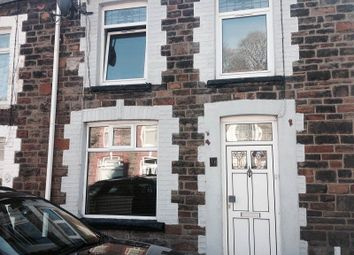 Thumbnail 3 bed terraced house to rent in Blaengarw Road, Blaengarw, Bridgend.